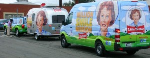Fleet Wrap Little Debbie