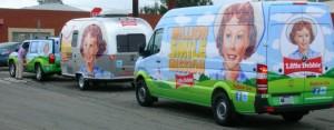 Fleet Wrap Little Debbie