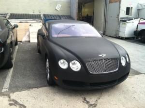 black car wraps