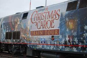 Christmas vehicle wraps