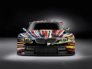 bmw car wraps