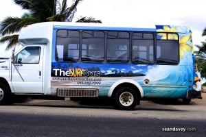 surf vehicle graphics