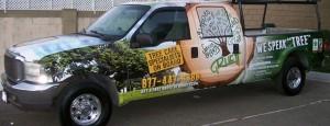 ADI truck graphics