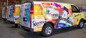 fleet wraps for Kerns