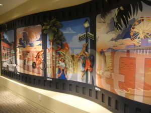 Update Your Home Interior with Custom Wall Graphics