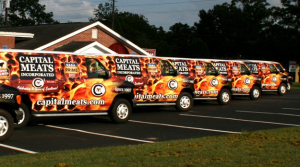 Choosing the Type of Vinyl Wrap for Your Fleet