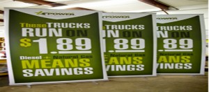 Rectable Banners