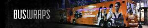 Bus Wraps, Bus Graphics, Digital Imaging
