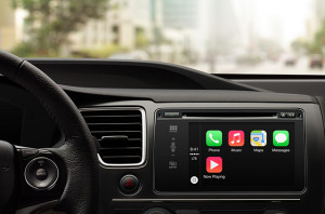 Apple CarPlay Feature