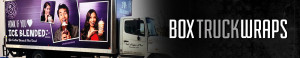 Box Truck Wraps, Box Truck Graphics, Digital Imaging