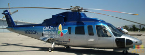 Childrens Hospital Helicopter Specialty Wrap
