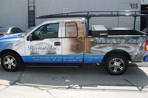 Truck-Wraps-&-Graphics-Revivals-Inc