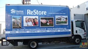 Box Truck Wrap Home Improvement