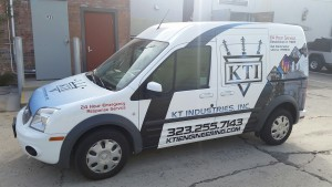 Van Wrap, Vehicle Advertisement Van Wrap, Vehicle Advertisement