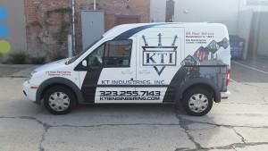 Van Wrap, Vehicle Advertisement Van Wrap, Vehicle Advertisement