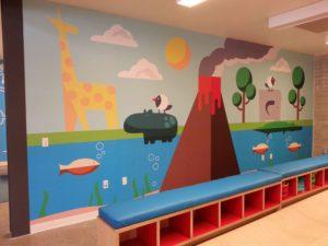 Playroom Wall Graphics 2