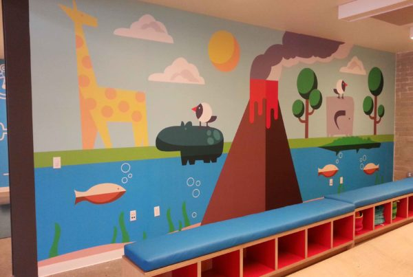 Playroom Wall Graphics 2