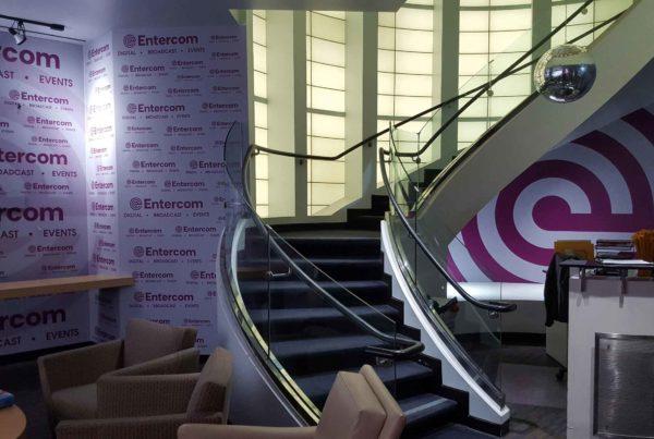 Entercom Wall Graphics and Signs