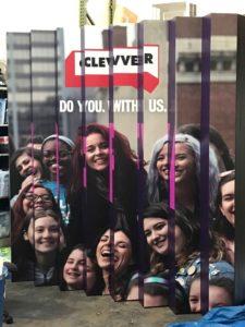 Clevver Wall Graphics - LA