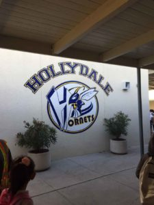 HollyDale Wall graphics Los angeles